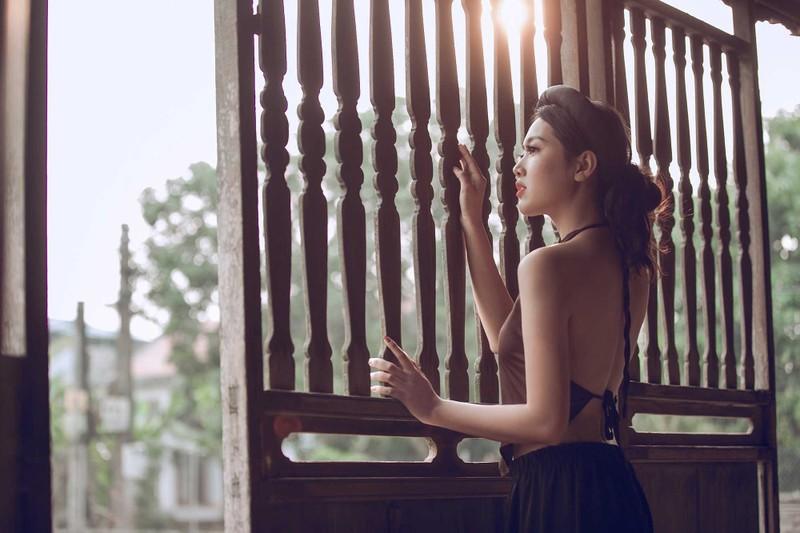 Ngắm nữ sinh 'dành cả thanh xuân chụp ảnh với áo dài' - ảnh 12