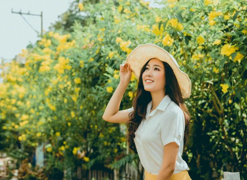 Ngắm nữ sinh 'dành cả thanh xuân chụp ảnh với áo dài' - ảnh 16