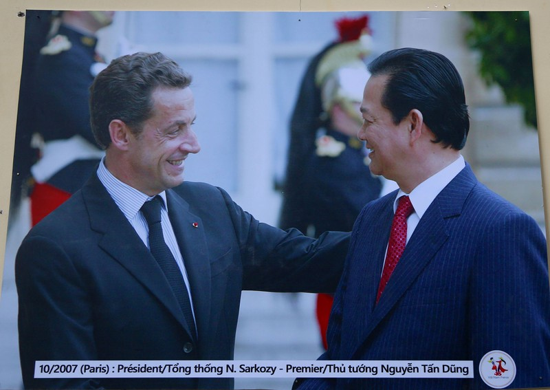 Ấn tượng 45 năm quan hệ ngoại giao Việt-Pháp qua ảnh - ảnh 10
