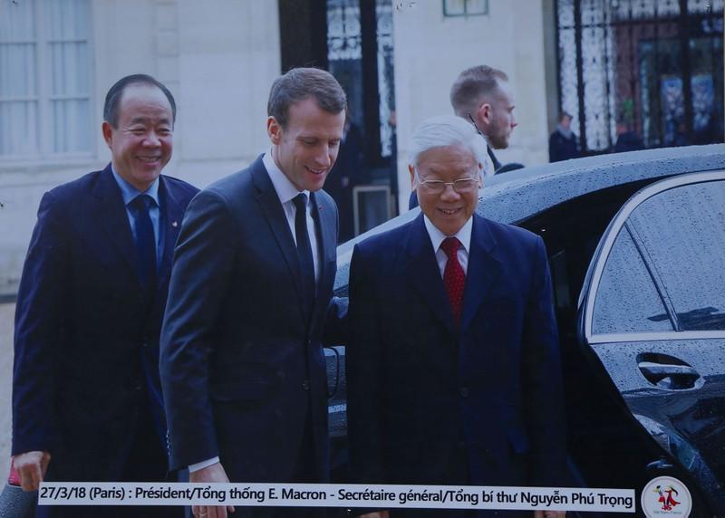 Ấn tượng 45 năm quan hệ ngoại giao Việt-Pháp qua ảnh - ảnh 13