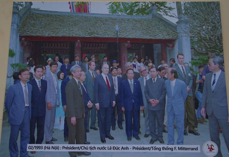 Ấn tượng 45 năm quan hệ ngoại giao Việt-Pháp qua ảnh - ảnh 2