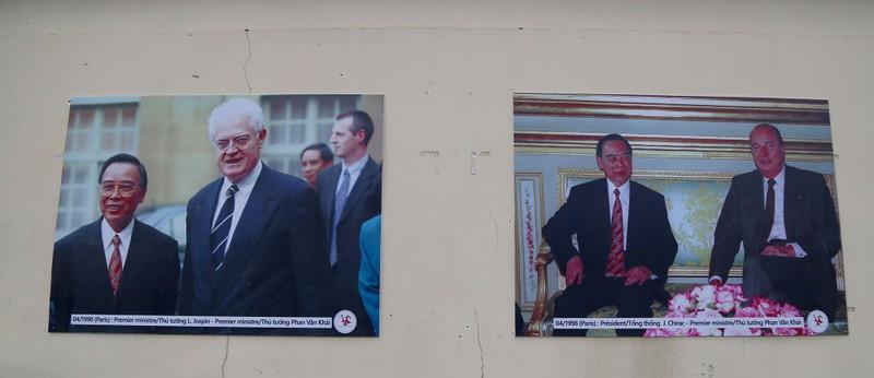 Ấn tượng 45 năm quan hệ ngoại giao Việt-Pháp qua ảnh - ảnh 4