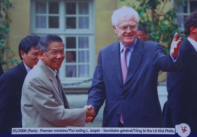 Ấn tượng 45 năm quan hệ ngoại giao Việt-Pháp qua ảnh - ảnh 5