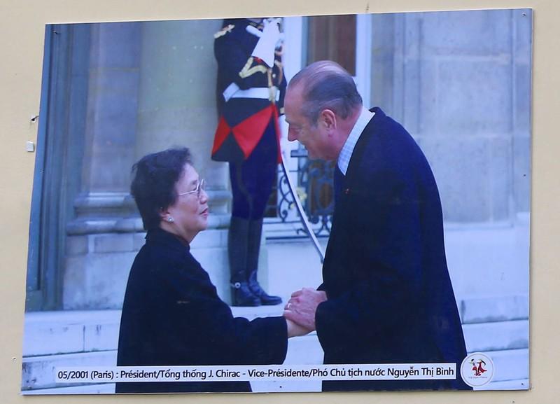 Ấn tượng 45 năm quan hệ ngoại giao Việt-Pháp qua ảnh - ảnh 6