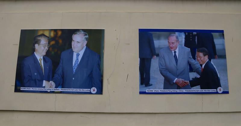 Ấn tượng 45 năm quan hệ ngoại giao Việt-Pháp qua ảnh - ảnh 7