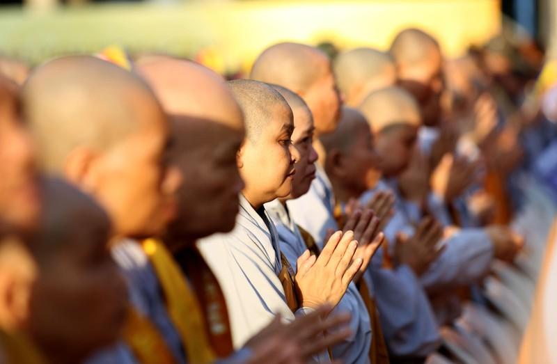 Hàng ngàn người mừng Phật đản tại Việt Nam Quốc Tự - ảnh 3