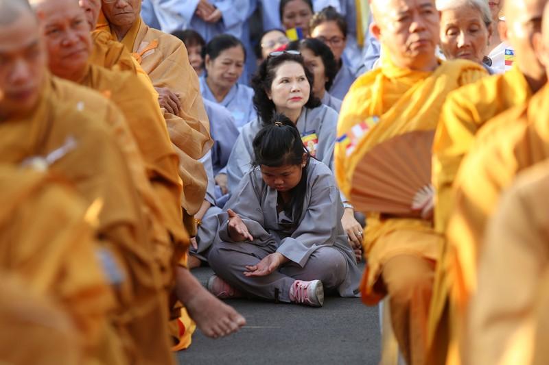Hàng ngàn người mừng Phật đản tại Việt Nam Quốc Tự - ảnh 9