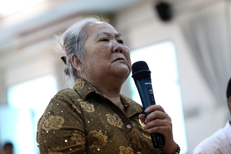 Toàn cảnh lãnh đạo Ban Tiếp dân TW và TP.HCM gặp dân Thủ Thiêm - ảnh 5