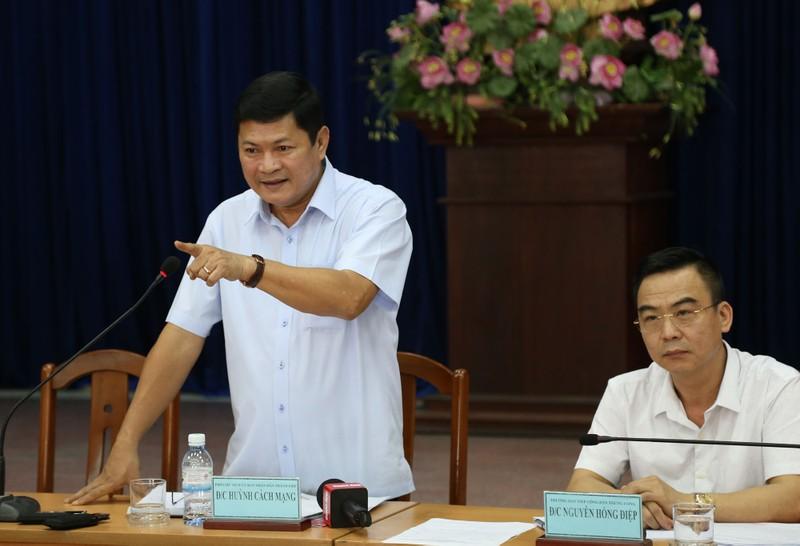 Toàn cảnh lãnh đạo Ban Tiếp dân TW và TP.HCM gặp dân Thủ Thiêm - ảnh 7
