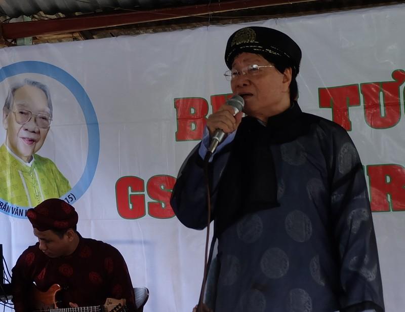 Kỷ niệm 3 năm ngày mất cố GS-TS Trần Văn Khê - ảnh 3