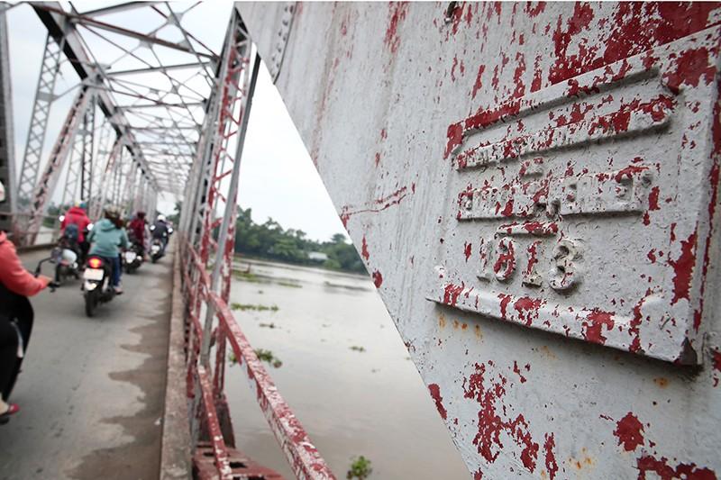Cận cảnh cầu cổ hơn 100 tuổi sắp tháo dỡ ở Sài Gòn - ảnh 4