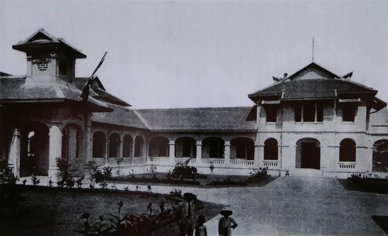 Dấu ấn kiến trúc Pháp ở Sài Gòn qua ảnh - ảnh 14