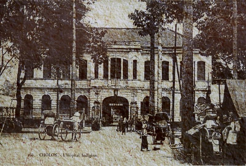 Dấu ấn kiến trúc Pháp ở Sài Gòn qua ảnh - ảnh 16