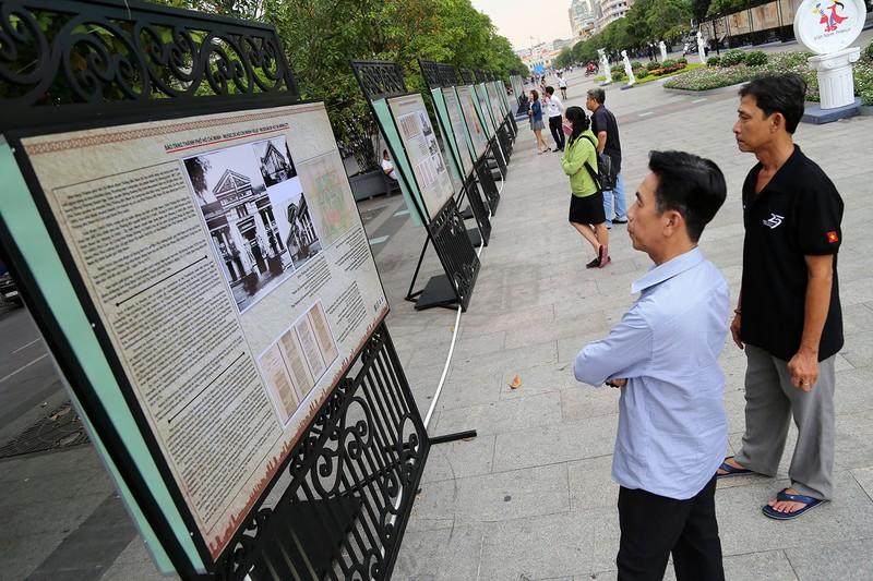 Dấu ấn kiến trúc Pháp ở Sài Gòn qua ảnh - ảnh 1