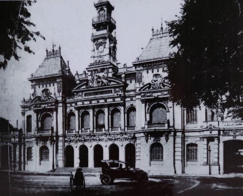 Dấu ấn kiến trúc Pháp ở Sài Gòn qua ảnh - ảnh 3