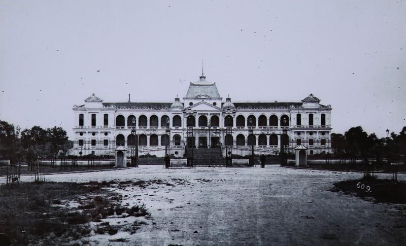Dấu ấn kiến trúc Pháp ở Sài Gòn qua ảnh - ảnh 4