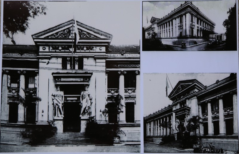 Dấu ấn kiến trúc Pháp ở Sài Gòn qua ảnh - ảnh 5