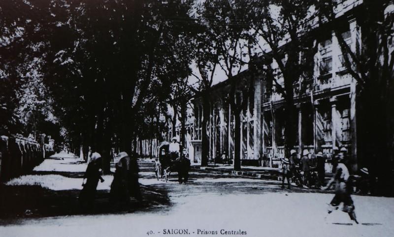 Dấu ấn kiến trúc Pháp ở Sài Gòn qua ảnh - ảnh 8