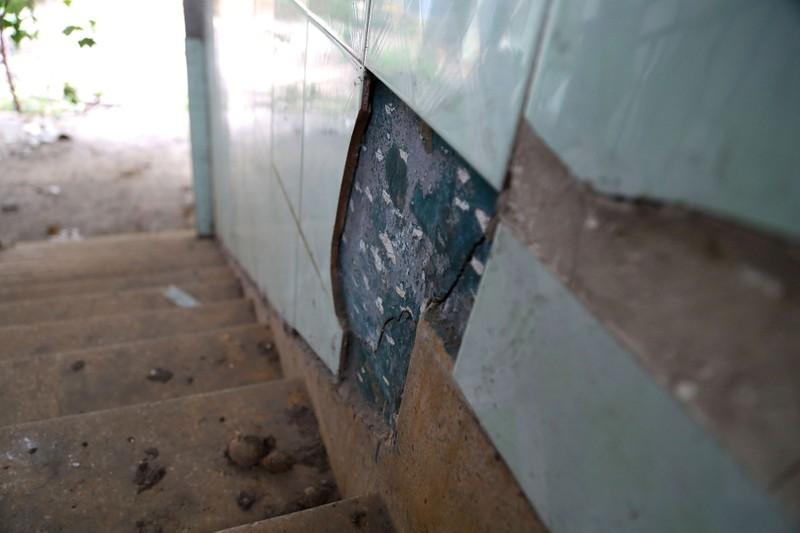 Ngôi trường tiểu học bỏ hoang gần 3 năm ở TP.HCM - ảnh 15
