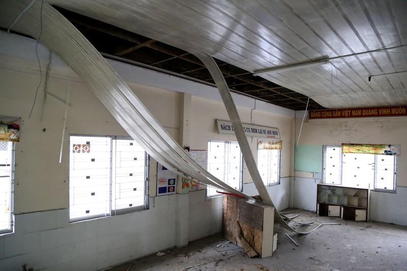 Ngôi trường tiểu học bỏ hoang gần 3 năm ở TP.HCM - ảnh 8