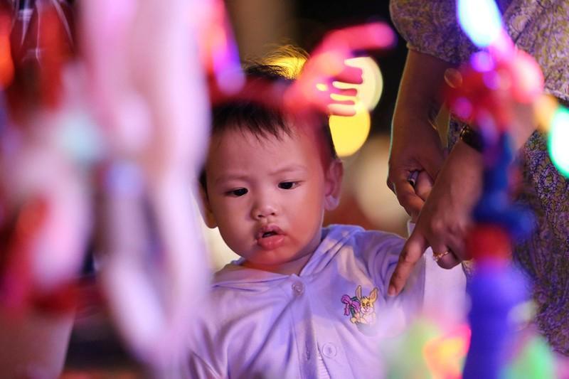 Người Sài Gòn rộn rã xuống phố đón Noel sớm - ảnh 3