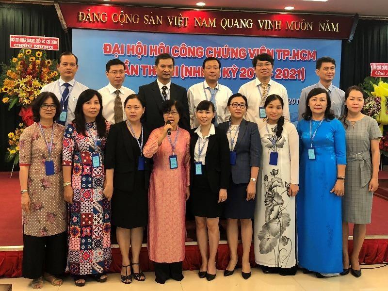 Bầu 15 người vào BCH Hội Công chứng viên TP.HCM nhiệm kỳ III - ảnh 1