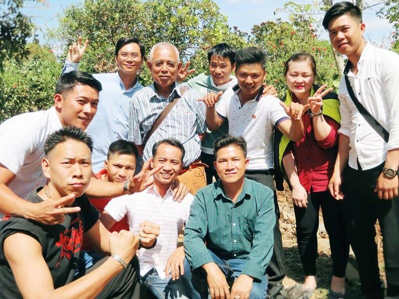 Mang tình yêu nông nghiệp hữu cơ qua đất Việt - ảnh 3