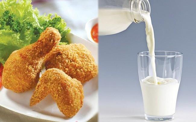 'Lợi bất cập hại' khi kết hợp sữa với loại thực phẩm này - ảnh 1