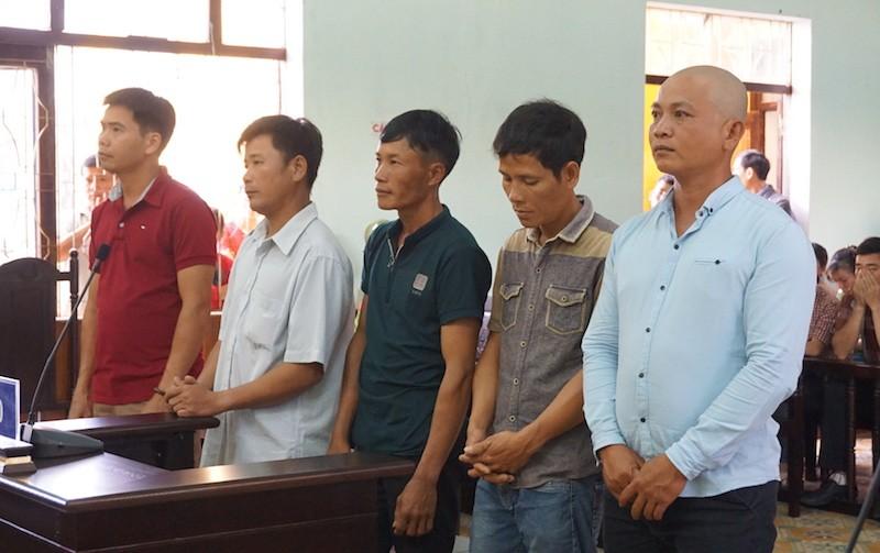 Chấn động phiên tòa, cả 5 bị cáo được trắng án - ảnh 3