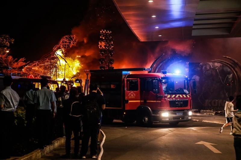 Chùm ảnh cháy nổ buổi ra mắt phim Kong: Skull Island - ảnh 7