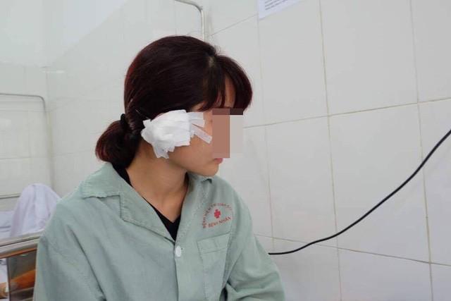 Hải Dương: Cô giáo bị phụ huynh cắn đứt đoạn tai 2cm - ảnh 2