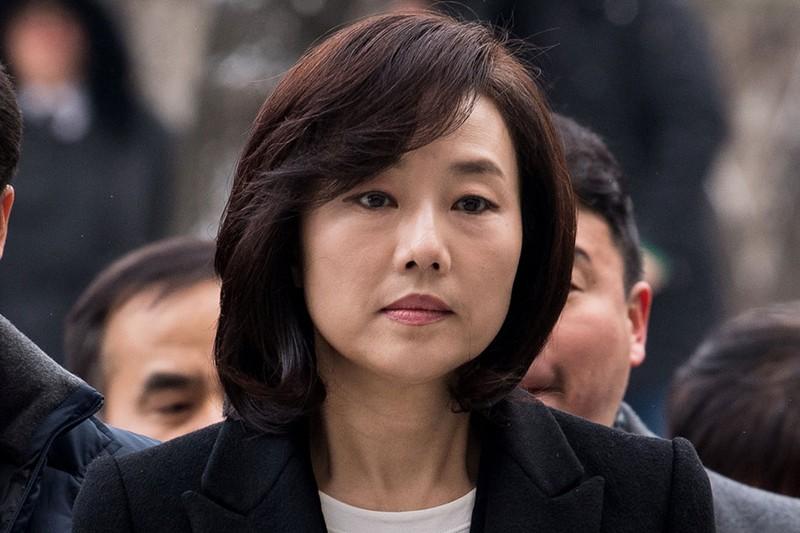 Bộ trưởng Văn hóa Hàn Quốc Cho Yoon-sun
