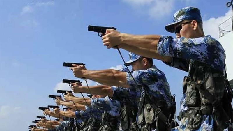 Trung Quốc sẽ tăng 400% quân số thủy quân lục chiến  - ảnh 1