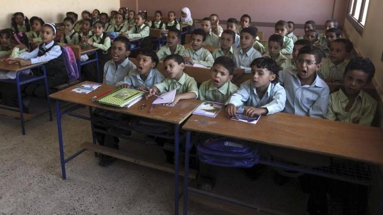 2.262 học sinh Ai Cập nhập viện vì ngộ độc thực phẩm - ảnh 1