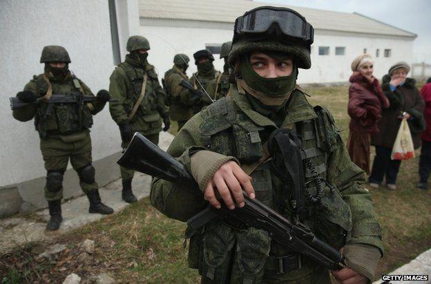 Nga có thể làm gì nếu chiến tranh với Ukraine? - ảnh 1