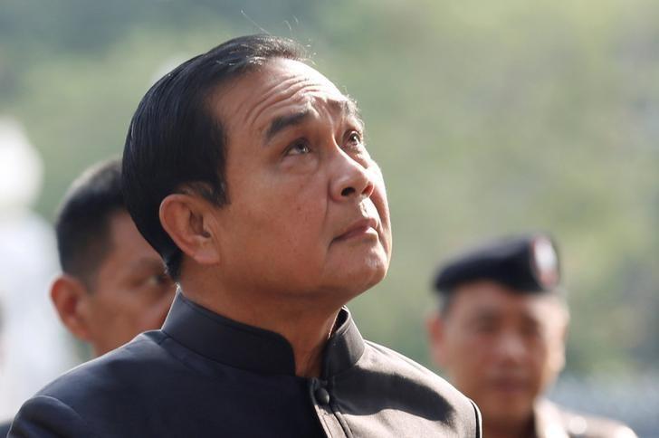 Cảnh sát Thái Lan phá âm mưu ám sát thủ tướng - ảnh 1