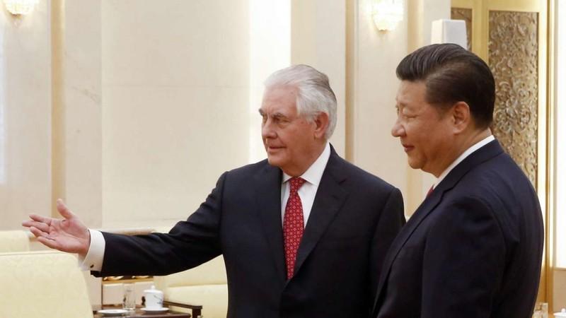 Mỹ nói cứng với Triều Tiên là để cho Trung Quốc nghe - ảnh 1