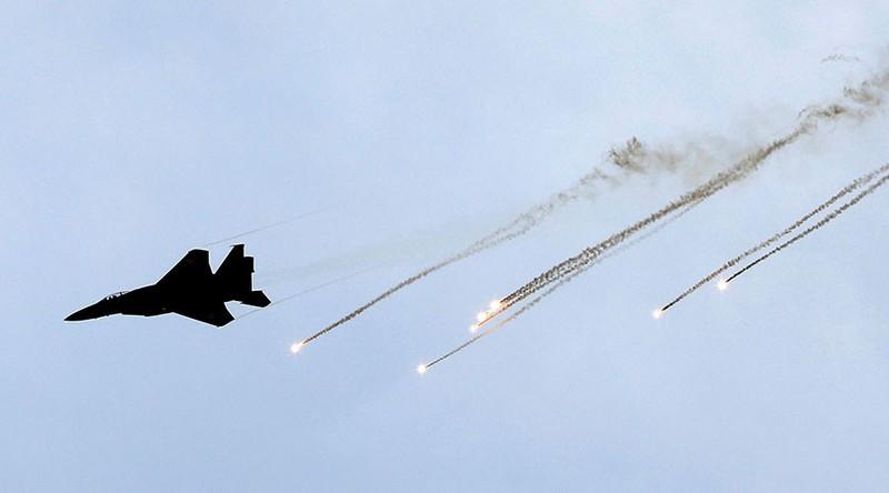 Bất chấp Nga, Israel sẽ tiếp tục không kích Syria - ảnh 1
