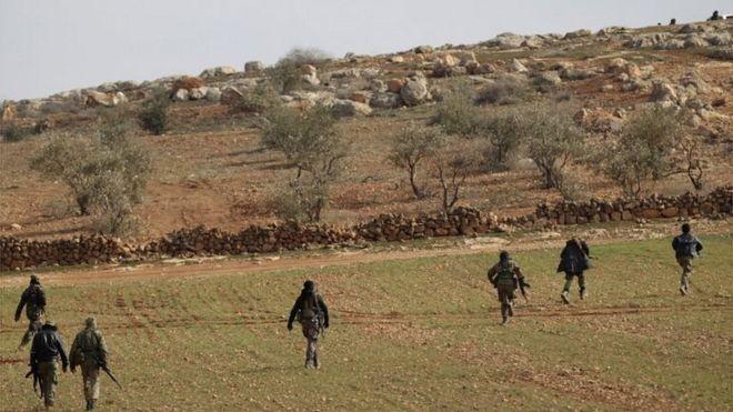 Thổ Nhĩ Kỳ kết thúc chiến dịch quân sự ở Syria - ảnh 1