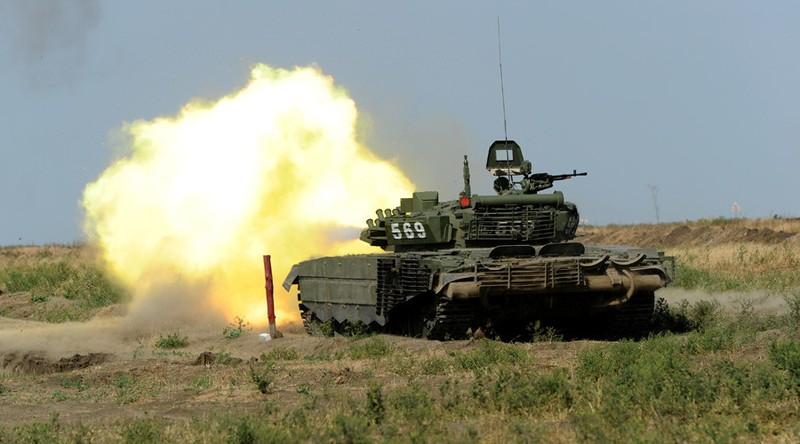 Đạn pháo bay chệch hướng phát nổ, 1 lính Nga thiệt mạng - ảnh 1