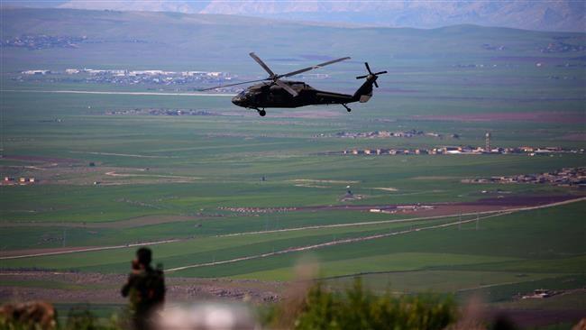 Mỹ bị tố cho máy bay sơ tán 22 chỉ huy IS chạy nạn - ảnh 1