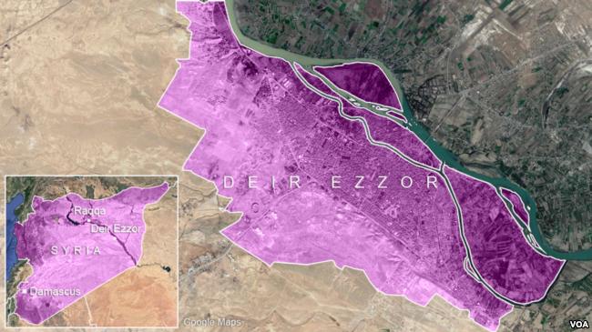 IS mở đợt phản công đầu tiên, sát hại 58 binh sĩ Syria  - ảnh 1