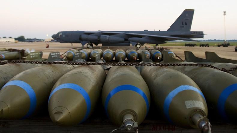 Mỹ sẽ đưa pháo đài bay B-52 vào tình trạng báo động? - ảnh 1