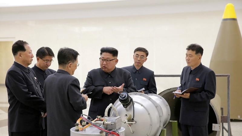Mỹ cho Triều Tiên 6 tháng đưa hạt nhân, tên lửa ra nước ngoài - ảnh 1
