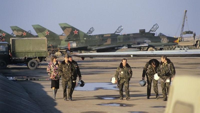 Tìm thấy phi công Nga mất tích 30 năm ở Afghanistan  - ảnh 1