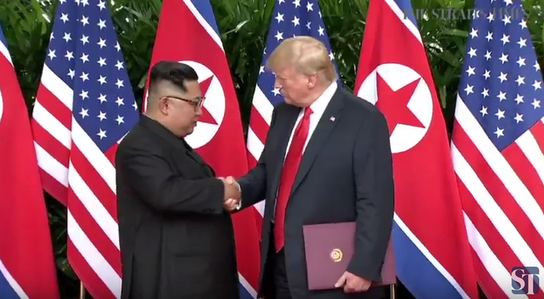 Ông Trump-Kim ký văn bản 'quan trọng' - ảnh 2