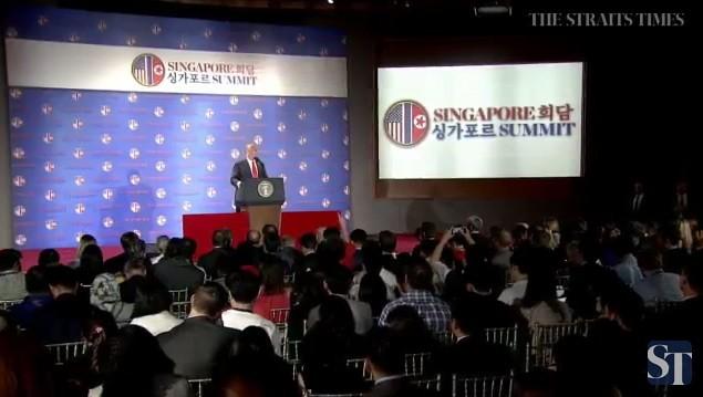 Ông Trump hứa sẽ chấm dứt tập trận chung Mỹ-Hàn - ảnh 1