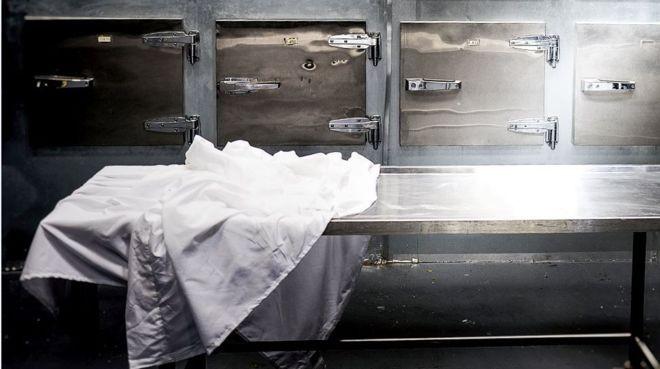 Người phụ nữ Nam Phi bất ngờ sống lại trong nhà xác - ảnh 1