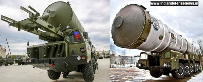 Nga tiết lộ 6 vũ khí 'không ai sánh kịp' sắp biên chế  - ảnh 6