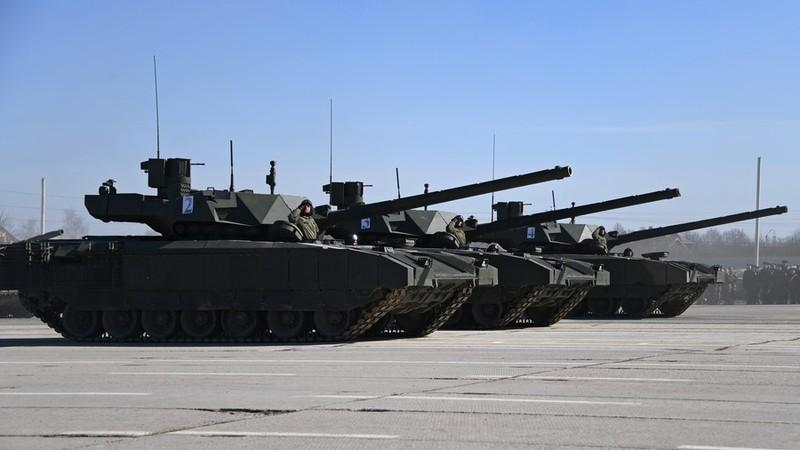 Nga tiết lộ 6 vũ khí 'không ai sánh kịp' sắp biên chế  - ảnh 4